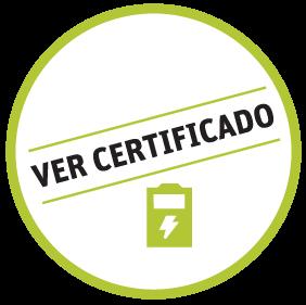 certificado careco energia